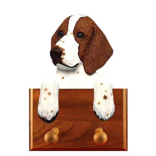 Welsh Springer Spaniel Leash Holder (Leash Holder Springer Spaniel)