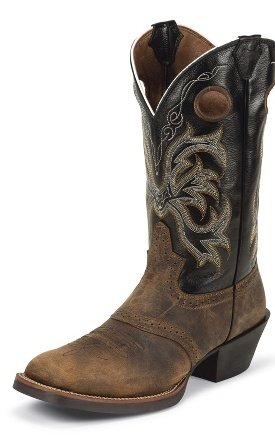 Justin Boots Women S Gypsy Collection 8 Quot Steel Toe Aged