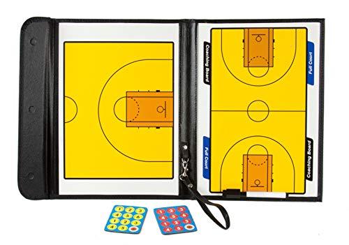 Coachfolio Magnetic Coaches Basketball Board
