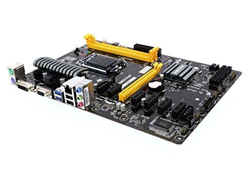 - Biostar 189846 Motherboard Tb85 Core I7/i5/i3 Lga1150 B85 Ddr3 Sata Pci Express USB ATX Retail