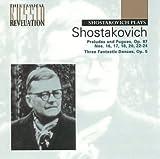 Shostakovich Plays Shostakovich, Vol. 3: Preludes
