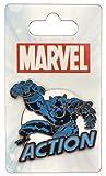#8: Disney Pin - Marvel - Black Panther - Action