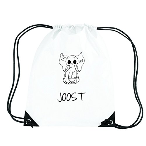 JOllipets JOOST Turnbeutel Sport Tasche PGYM5516 Design: Elefant
