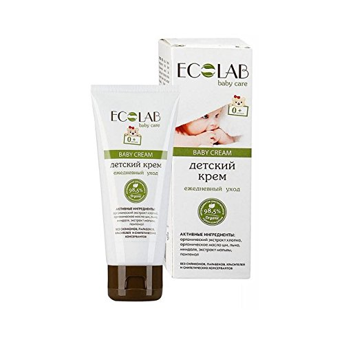 (EO Laboratorie Natural & Organic Baby Cream 100ml )