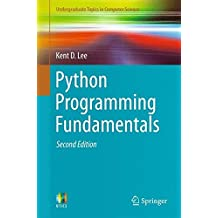 Python Programming Fundamentals (Undergraduate Topics in Computer Science)