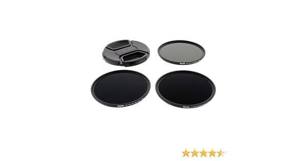 Haida 72mm Slim PROII Neutral Density MC ND Filter Kit 8x 64x 1000x and Lens Cap