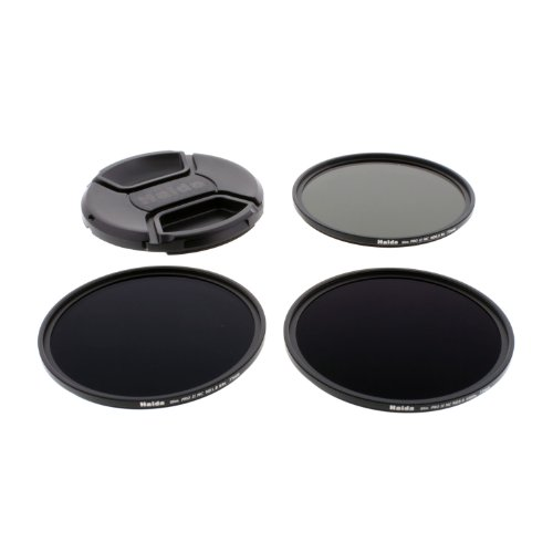 Haida 77mm Slim PROII Neutral Density Multi-Coated ND Filter Kit 8x 64x 1000x