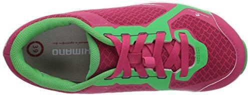 SH CW41 Pink Ciclismo Zapatillas de Shimano Unisex Uqd7C0w