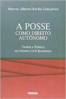 Book A Posse Como Direito Autônomo
