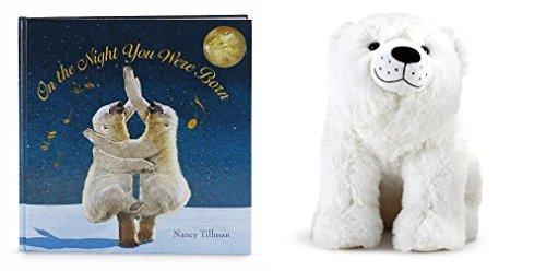 on-the-night-you-were-born-plush-polar-bear-and-book