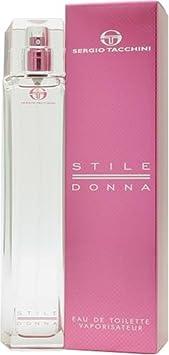 Sergio Tacchini Stile Donna By Sergio Tacchini For Women. Eau De Toilette Spray 2.5 Ounces