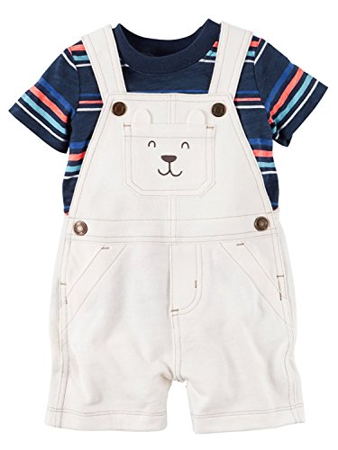 Carters Boys Overalls - 9