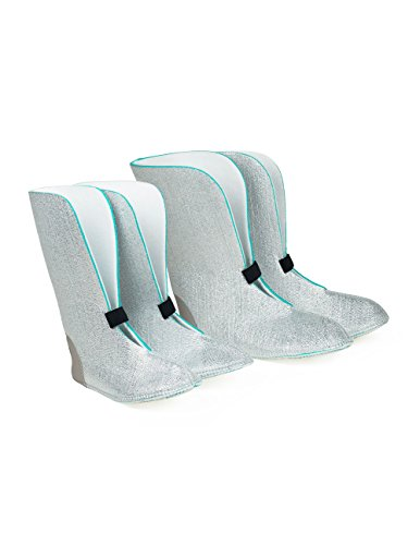 The Brand Felt Ltd. Boot Liners AK80 with 3 layers of protection, 13'' Height, Size 7 by The Brand Felt Ltd.