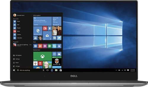 "Price comparison product image Dell XPS 15 9550 - 15.6"" 4K Touch - i7-6700HQ - NVIDA GTX960M - 16GB - 1TB PCIe SSD"