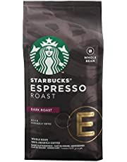 STARBUCKS Espresso Roast – Dark Roast Whole Bean coffee, 200g