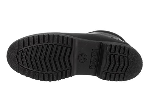 Timberland 50059 Hommes Noir Cuir Chaussures Bottes Pointure EU 44,5