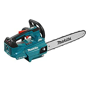 Makita DUC306Z 18Vx2 LXT Brushless 12″ Chainsaw, Top Handle