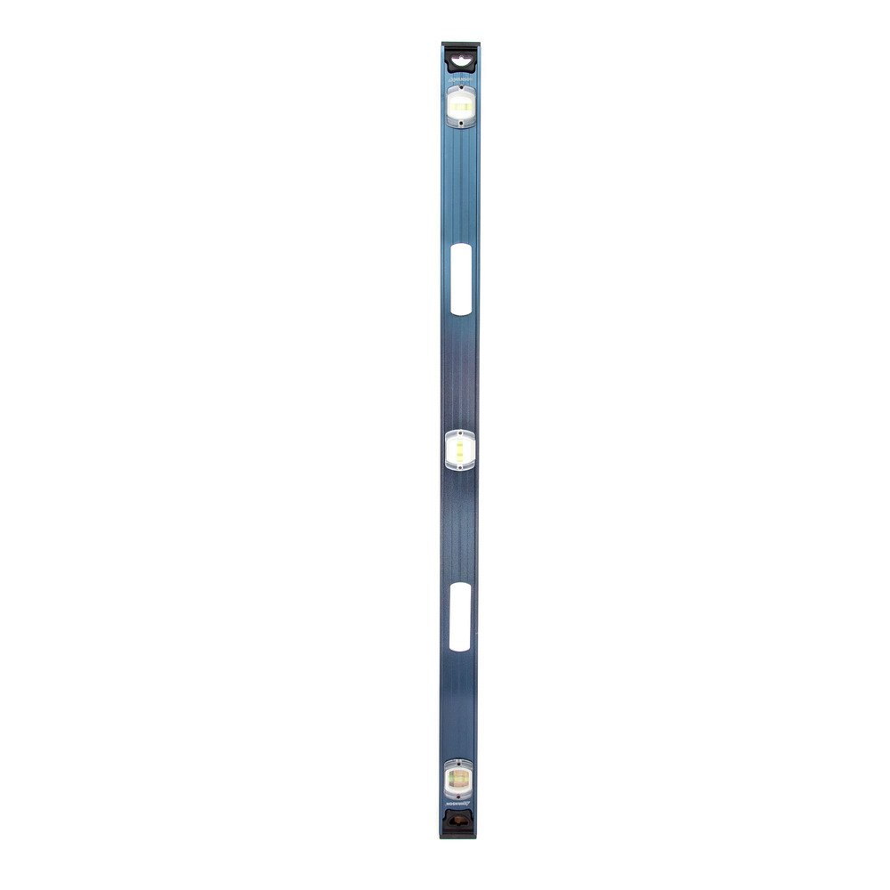 Swanson Tool IBL480 Aluminum 48-Inch I-Beam Level (Blue)
