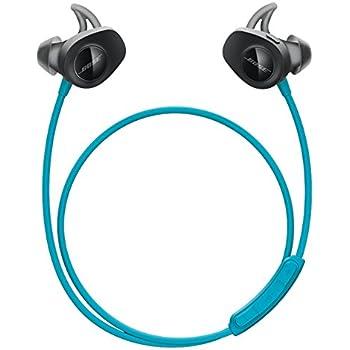 Bose SoundSport Wireless Headphones, Aqua