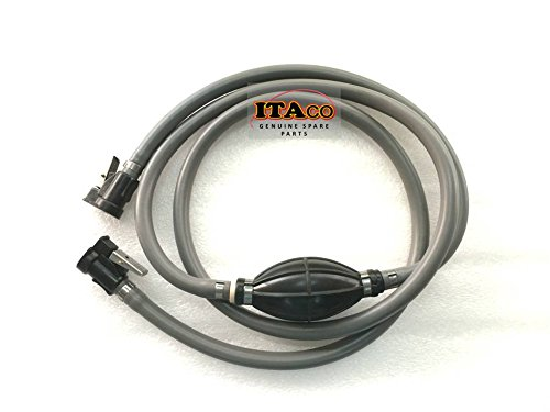 FUEL LINE HOSE ASSMBLY fit MARINE JOHNSON EVINRUDE OMC Outboard 3/8