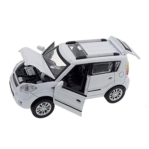 KMT Alloy Diecast Car Models KIA Soul Model Cars ()