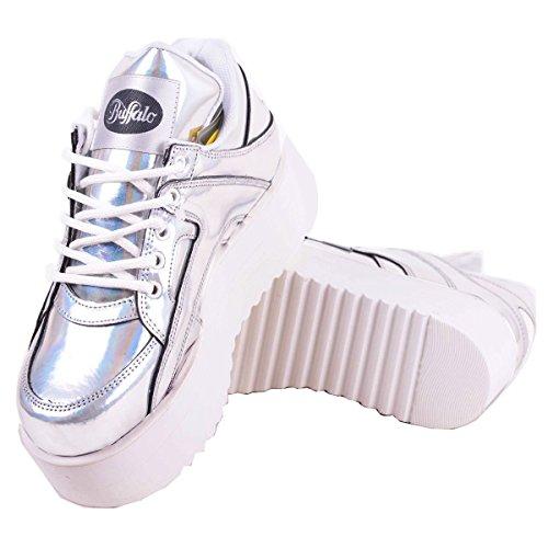 Shiny Buffalo Rainbow Multi 1330 Synthetic 6 Womens Pearl Shoes wqfFUqZX