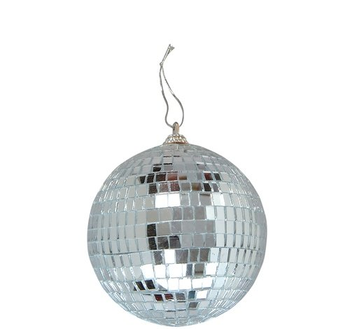 4'' MIRROR BALL, Case of 60 by DollarItemDirect