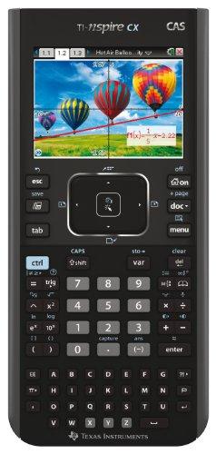 Texas Instruments TI Nspire CX CAS Taschenrechner (Französisch Manual)