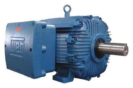 WEG 00118XT3E143T NEMA Premium Explosion Proof Hazardous Locations Electric Motor, 1 HP, 3-Phase, 1765 RPM, 208-230/460 V, 50/60 Hz, Frame 143T - Motor Hazardous Location