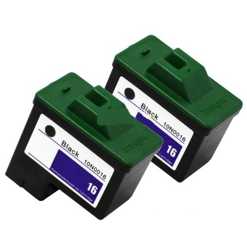Remanufactured Cartridge Replacement Lexmark Black