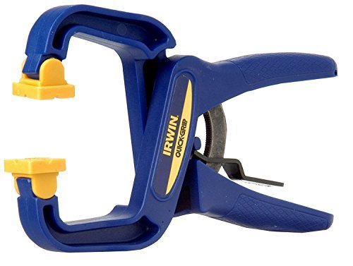 00 Handy Adjustable Clamp with Quick Release Lever by Quick-Grip (Quick Clamp Lever)
