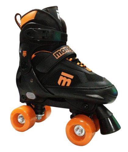 Mongoose Roller Skates Adjustable Beginner Skates for Kids Boys and Girls