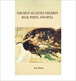 Book God Help All Little Children Read, Write and Spell- Common