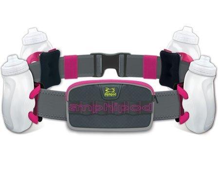 Amphipod RunLite Xtech 4 Plus Hydration Belt … (Raspberry)