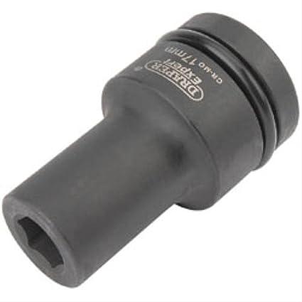 Draper Expert 5143 28mm 1-inch Square Drive Hi-Torq 6-Point Deep Impact Socket