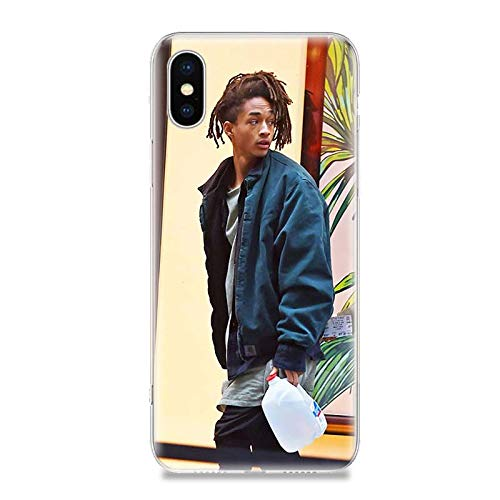 Jacket Sweatshirt 400003730873 Inspired by jaden smith Phone Case Compatible With Iphone 7 XR 6s Plus 6 X 8 9 Cases XS Max Clear Iphones Cases High Quality TPU Music Sticker- The Way Up