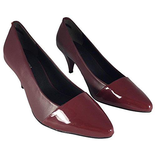 Patrizia DIni, Scarpe col tacco donna rosso bordeaux