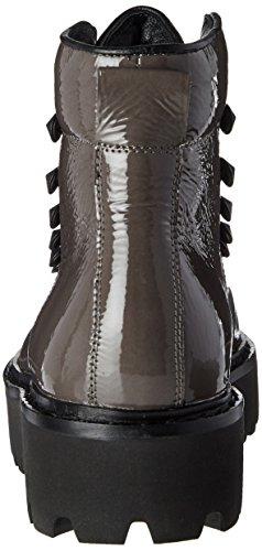 Slate Women's Schmenger Ankle Schwarz Schuhmanufaktur Sohle und Hike Kennel Grau Boots WF8xfHqnIw