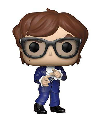 Funko Pop Movies: Austin Powers – Austin Powers Collectible Figure, Multicolor