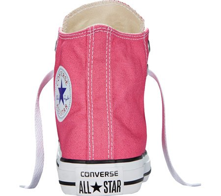 Converse Chuck Taylor® All Star Seasonal High,Pink Paper,US 4.5 M
