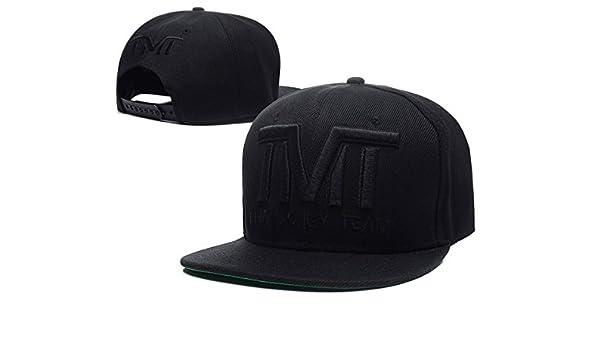 General The Money Team Snapback Sombreros TMT/Gorras (Negro Logo ...
