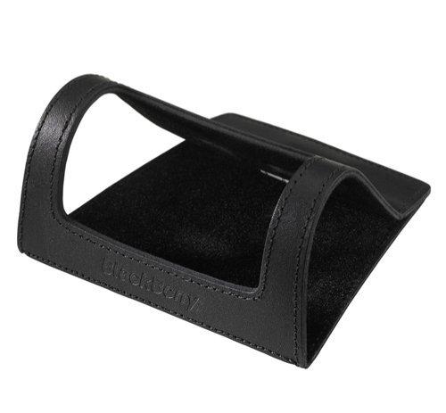 BlackBerry Leather Desk Holder (Hdw-11575-001) For 9000 Bold, 7100G, 9100 Pearl 3G, 7100I, 9105 7100R, 9300 Curve 7100T, 9330 7100V, 9360 Curve, 7100X,