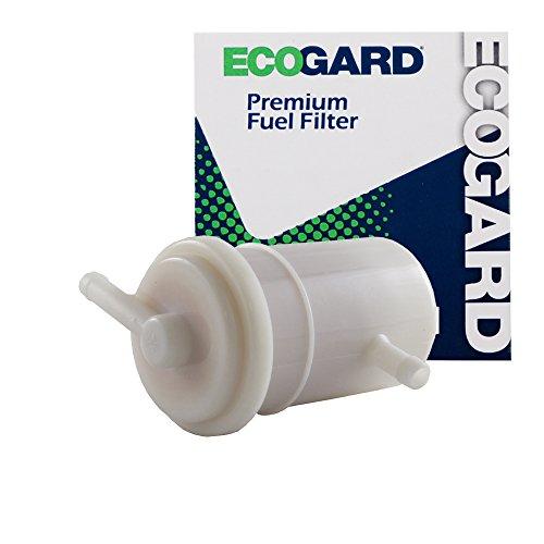 ECOGARD XF54498 Engine Fuel Filter - Premium Replacement Fits Suzuki Samurai, SJ413
