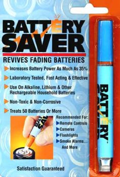 Peca Battery Contact Cleaner and Preserver