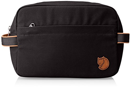 Fjallraven - Travel Toiletry Bag, Dark Grey (Arctic Grey Fox)