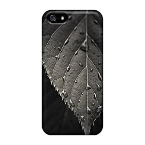 New Mialisabblake Super Strong Leaf Tpu Case Cover For Iphone 5/5s