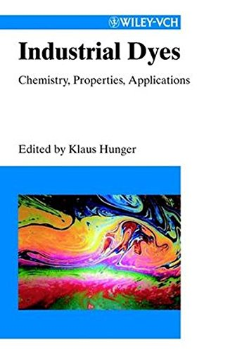 Industrial Dyes  Chemistry  Properties  Applications