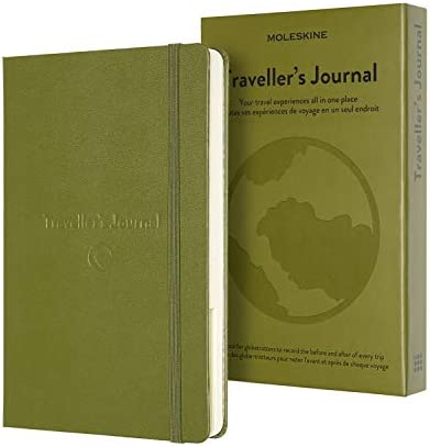 [Gesponsert]Moleskine Rezept Notizbuch, (Themen-/ Hardcover Notizbuch zum Sammeln und Organisieren Ihrer Rezepte, 13 x 21 cm, 400 Seiten)