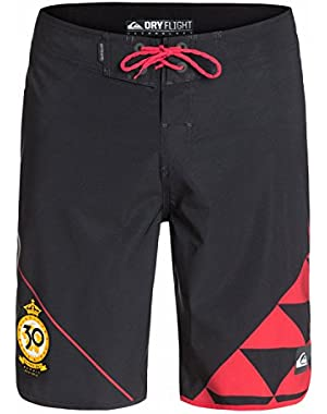 Young Men's AG47 New Wave Eddie Boardshort