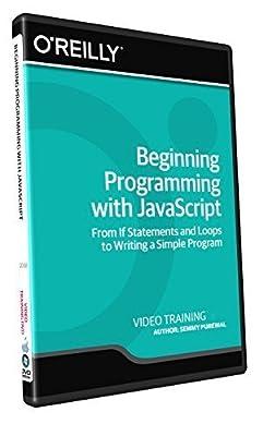Beginning Programming with JavaScript - Training DVD